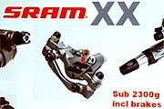 группа SRAM XX