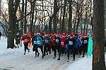ХCnews.ru — Горные Вершины на Новогоднем пробеге  23 декабря 2012