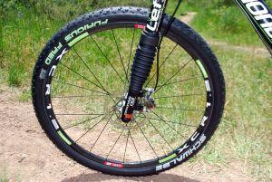 Cannondale Flash Carbon — DT Swiss XCR 1.2 wheel