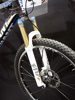 Fox Racing Shox 2011 — новая вилка RAD Float Ti