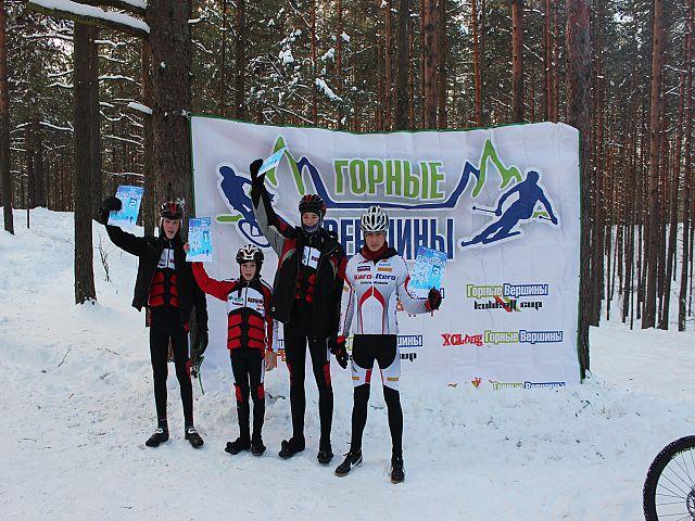 2 этап Зимнего Чемпионата XCnews 2012-2013