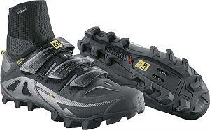 Новая зимняя обувь от Mavic 2012