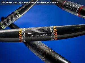 Flat Top Carbon — новый руль от Niner