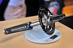 Race Face Turbine cranks 2011