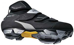 Новая зимняя обувь от Shimano 2012