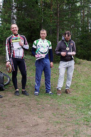 Весенний марафон XCnews 2015 — призеры среди мужчин