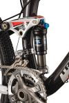 Top Fuel 9.9 crank & rear shock