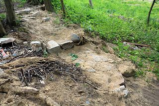 Кросс-кантри эндуро сад камней